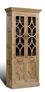 bookcase cabinet hand carved big rock display mango wood free shipping new rtt traditional carved solid mango wood