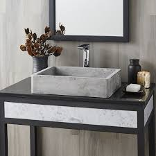 nouvelle marble bathroom vanity top vessel