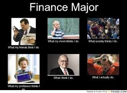 Finance Major... - Meme Generator What i do | Finance/Accounting ... via Relatably.com