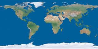 Earth Map ile ilgili görsel sonucu Earth Map