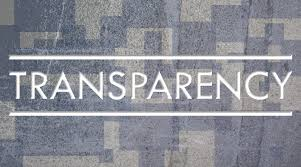 Image result for transparency
