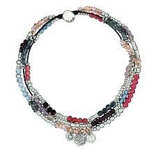 Купить Ожерелье «S-pring» цвет Разноцветный в бутиках ...