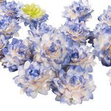 Hogado 9.8 Feet <b>10pcs</b> Split Joint Artificial <b>Hydrangea Flower</b> Silk ...