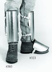 Aluminum <b>Alloy</b> Shin-Instep Guards - Industrial Safety Supply ...