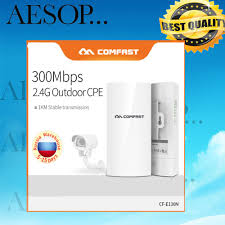 <b>Comfast CF</b>-E130N V2 Wireless Outdoor CPE AP 1km Long Range ...