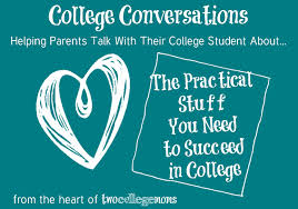 blog practical tips for college success today s guest bloggers two college moms offer very real practical and useful tips for students and parents