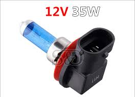 H8 35W 55W галогенные лампы супер белый головной ...