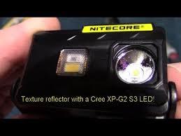 <b>Nitecore NU25</b> Head Lamp Review! - YouTube