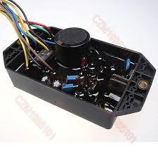 <b>Voltage Regulator 5KW AVR</b> For <b>KIPOR</b> MONO Single Phase Diesel ...