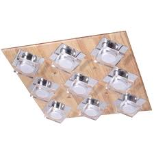 Потолочный светильник <b>Lucia Tucci Natura</b> 073.9 LED купить в ...