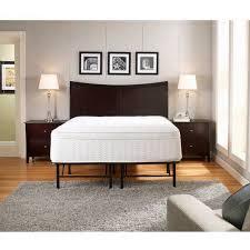 Premier Platform 14u0026quot Metal Base Foundation Bed Frame Multiple Sizes  Walmartcom  B