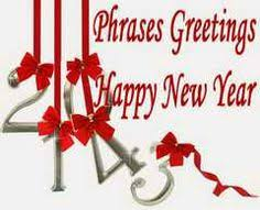 Phrases Greetings Happy New Year 2015 on Pinterest   Happy New ...