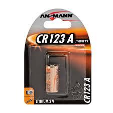 Элемент питания <b>Ansmann CR123A</b> BL-1 (12) купить оптом