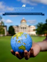 College Planning Guide by Christopher Newport University   issuu Christopher Newport University  middot  International Undergraduate Admission