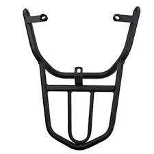 H HILABEE <b>Rear</b> Luggage <b>Carrier Rack</b> For Yamaha RSZ, Metal ...