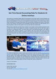 get time bound accounting help for students at online interface get time bound accounting help for students at online interface accounting help student and accounting