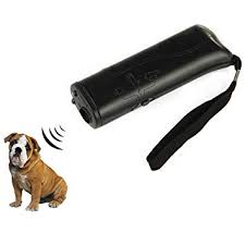 HXDZFX <b>LED Ultrasonic Dog</b> Repeller and Trainer Device 3 in 1 ...