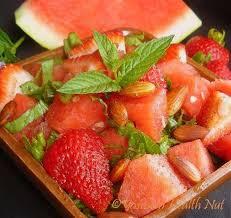 Cách làm các món salad giải nhiệt