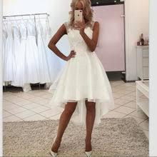Online Shop <b>Vestidos de Novia</b> Open Back Short Wedding Dresses ...