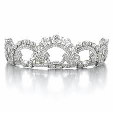 Fine and <b>Elegant</b> Diamond Tiara, Monture Boucheron, 1937 | Tiaras ...