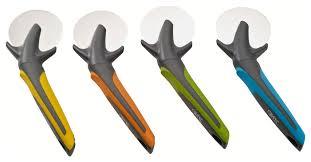 Нож для <b>пиццы Gipfel</b> 6474 Желтый, зеленый, оранжевый, синий ...