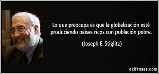 Resultado de imagen para Joseph Stiglitz neoliberalismo