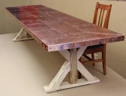 table substrate copper