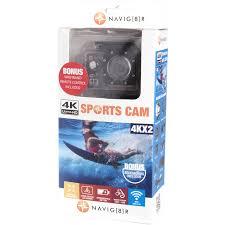 Laser Navig8r <b>4K Sports Camera</b> | BIG W