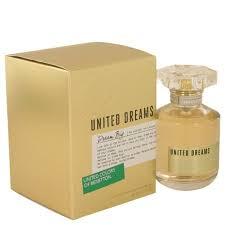 United Colors of <b>Benetton United Dreams Dream</b> Big EDT Spray for ...