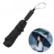 <b>Зонт</b> складной <b>Xiaomi Empty Valley</b> Automatic Umbrella WD1 Black
