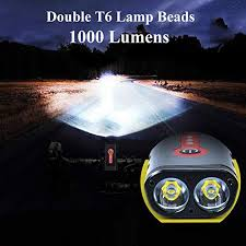 BurningSun <b>Bike Light</b> Set <b>5 Mode</b> 1000 Lu- Buy Online in Fiji at ...