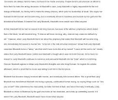 transformation of lady macbeth essay   adorno essay on wagnermacbeth tragic hero essay outline