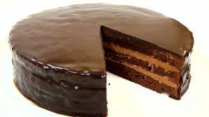 """Торт """"Прага"""" по ГОСТу. Шоколадный торт. Пошаговый рецепт ..."""