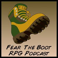 Podcasts – Fear the Boot, RPG Podcast