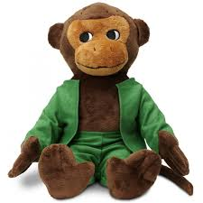 <b>Мягкая игрушка Micki</b> Пеппи Длинный чулок mr Нильссон 23 см ...