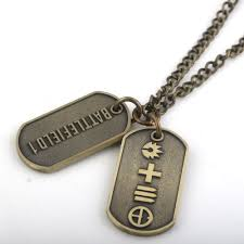 BF4 Battlefield 4 Dog Tag <b>badges Military</b> Card Necklaces Pendants ...