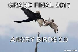 Eagle Vs Hawk Meme Generator - DIY LOL via Relatably.com