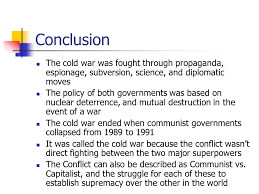 cold war essay questionsthe cold war essay cold war essays essay conclusion cold war   essay topics the cold
