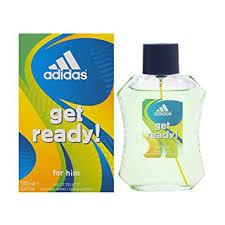Adidas Get Ready! by Coty for Men 3.4 oz Eau de ... - Amazon.com