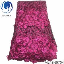 <b>BEAUTIFICAL</b> 3d <b>lace</b> flowers latest <b>nigerian lace</b> styles french party ...