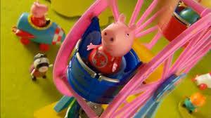 """<b>Peppa Pig</b> - '<b>Игровые наборы</b> """"Пеппа в Лунапарке"""" - YouTube"""