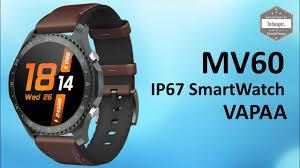 MV60 SmartWatch - App V Band - <b>CK30 smartwatch</b> IP67 - Vapaa ...