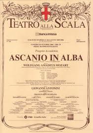 「Ascanio in Alba」の画像検索結果