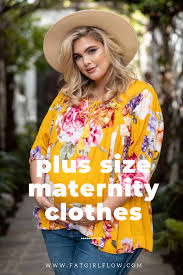 Where to Shop For <b>Plus Size Maternity Clothing</b>