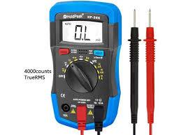 <b>Holdpeak</b> Instrument HP-36k <b>Capacitance Meter Digital</b> Capacitor ...