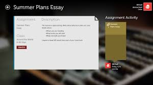 innovative education solutions provider haiku learning to release haiku learning for windows 8 assignment