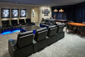 ideas cowboys bathroom set interesting dallas accessories dallas cowboys inspired game and media room contemporary home theater