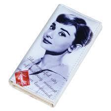 <b>Одри Хепберн</b> персонаж женские кошельки сумки монета ...