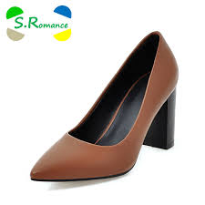 S.Romance <b>Plus Size 34 43</b> Women Pumps <b>Fashion</b> Sexy Elegant ...
