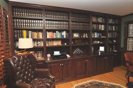 built in cabinets traditional home office built home office